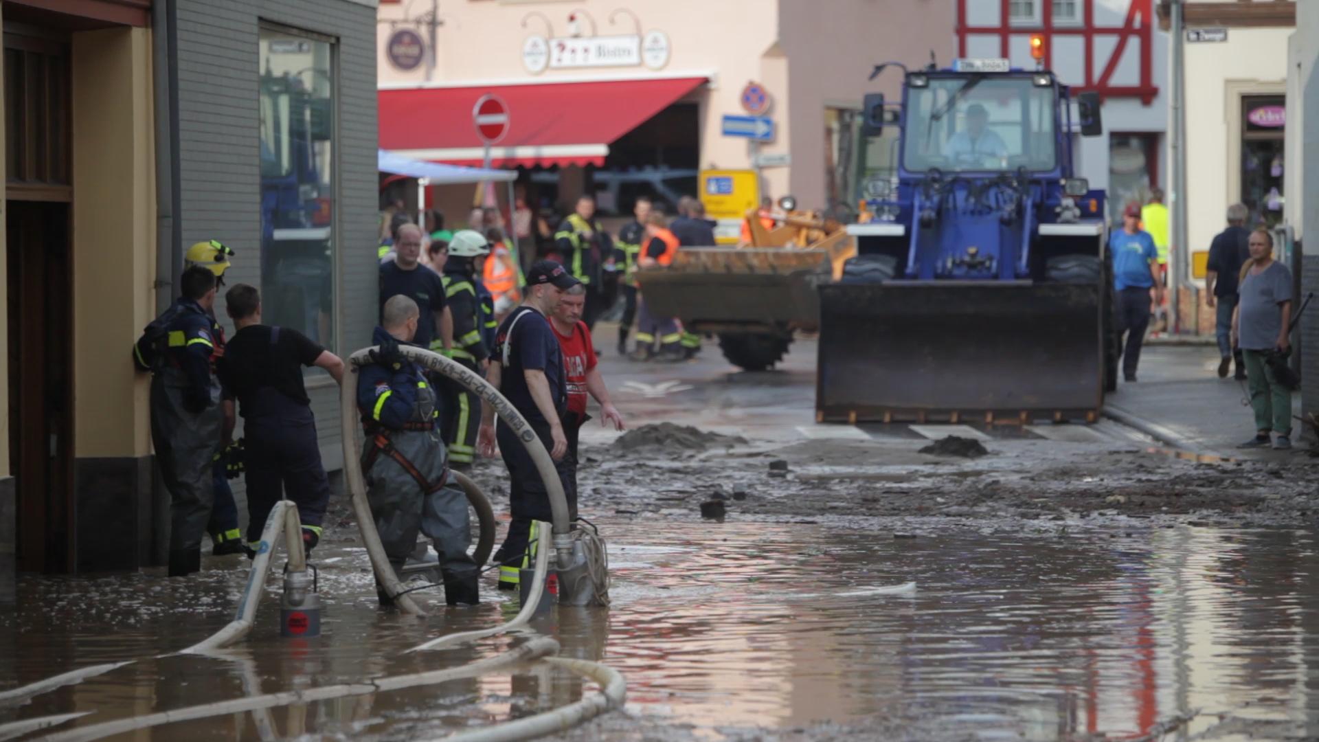 Katastrophenalarm Stromberg
