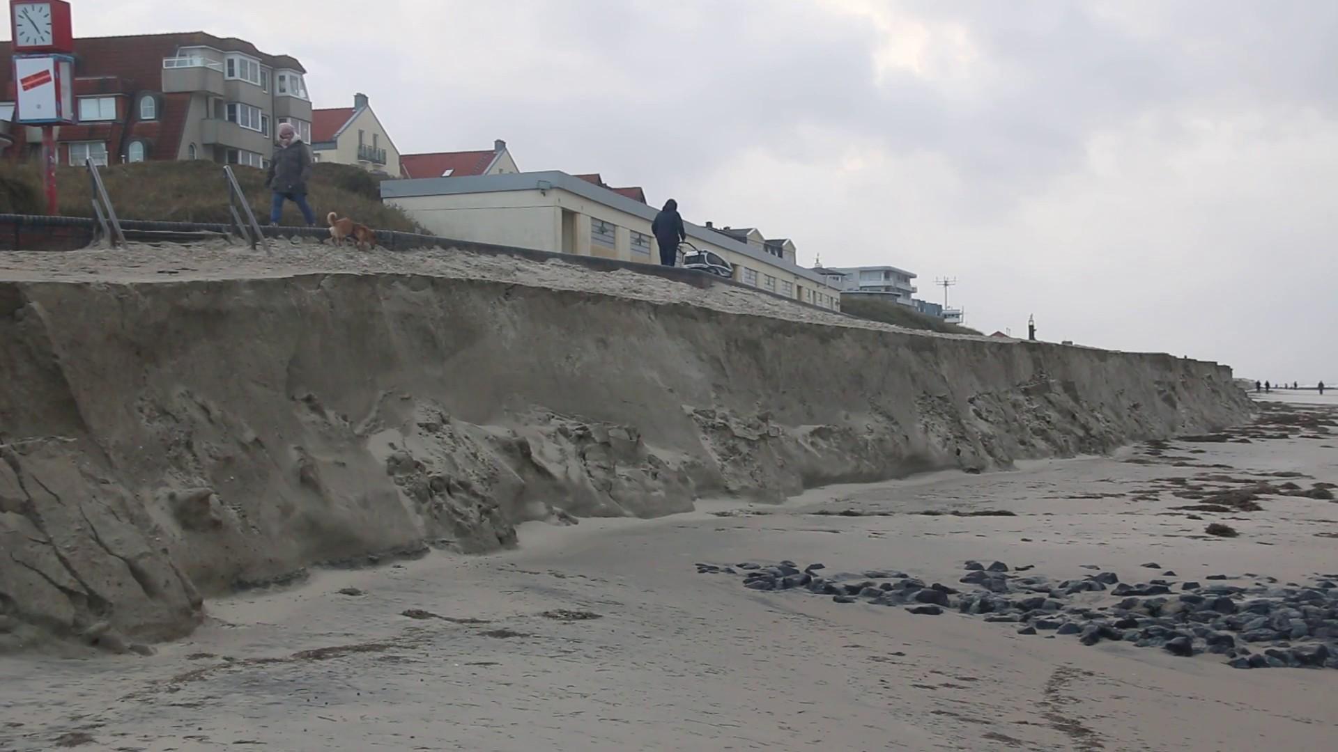 Wangerooge Sturm