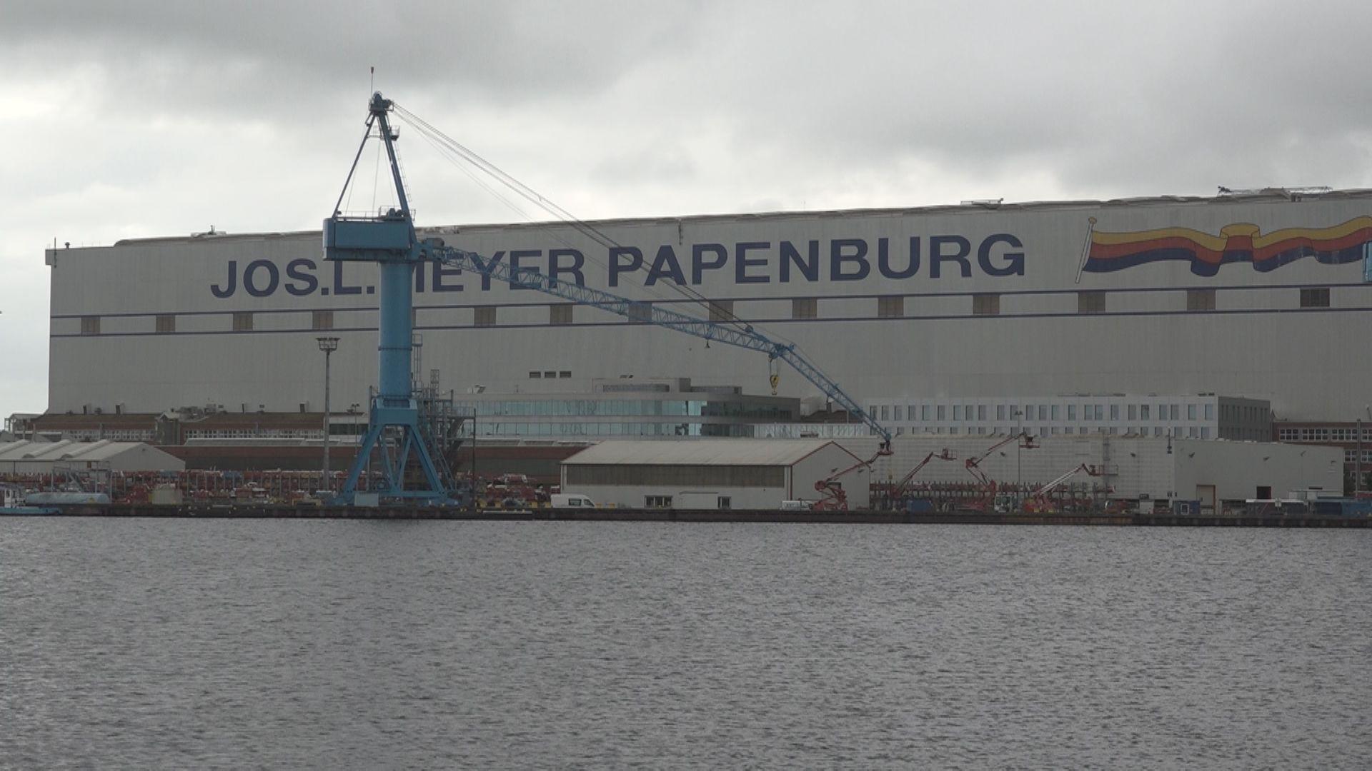 Personalchefin Meyer Werft