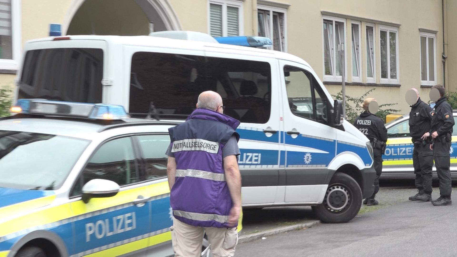 Bremen Polizei Schuss