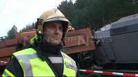 Thomas Tschirch, Einsatzleiter Feuerwehr