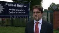 Henning Zanetti, Pressesprecher Polizei Bremen