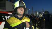 Markus Paschen, Einsatzleiter Feuerwehr Güstrow