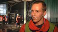 Oliver Hein, Feuerwehr Rotenburg