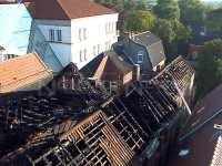 Brand aus dem Jahr 2000