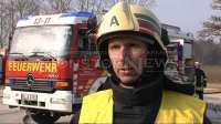 Gunther Brandes, Feuerwehr Brettorf